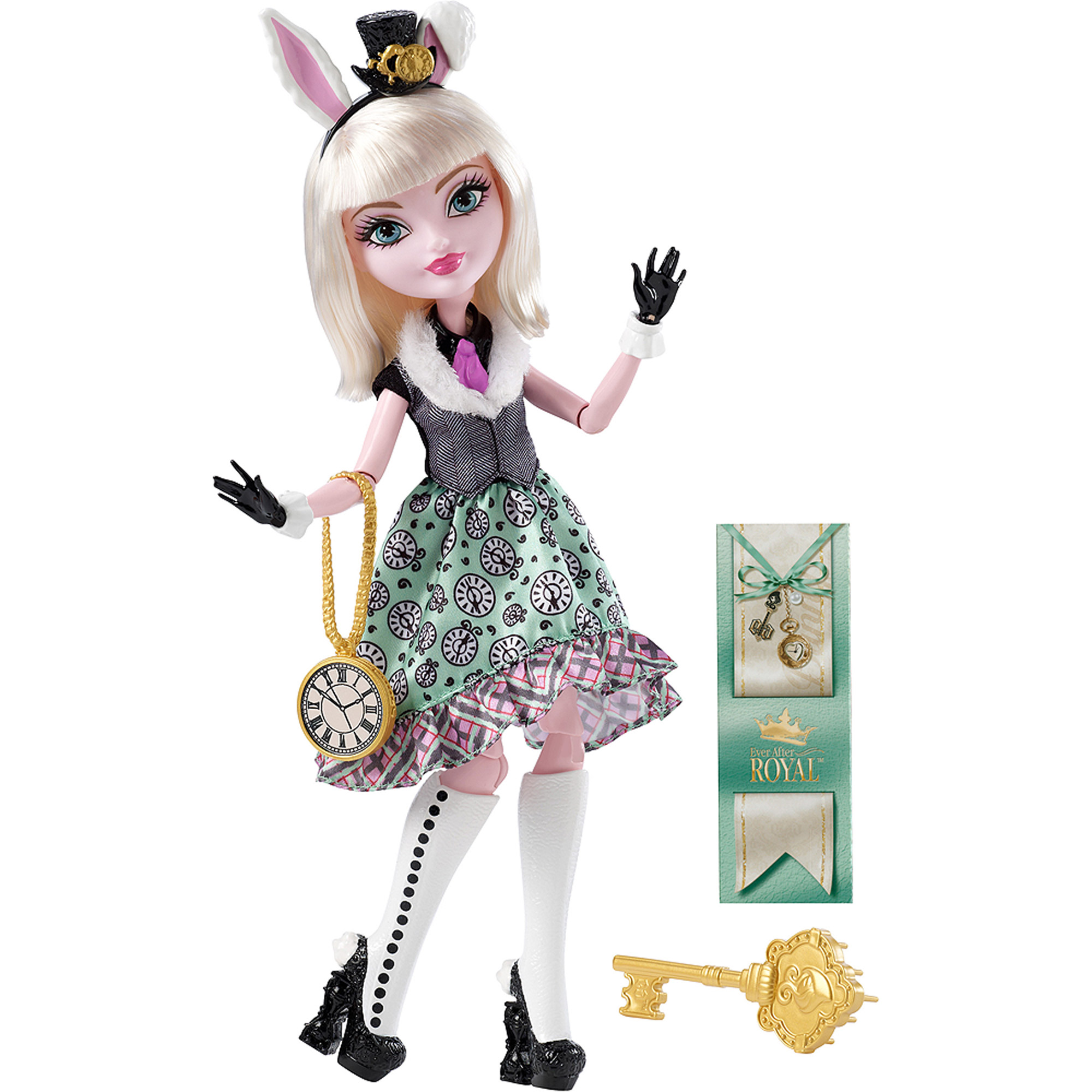 Ever After High Royal Bunny Lapin Doll