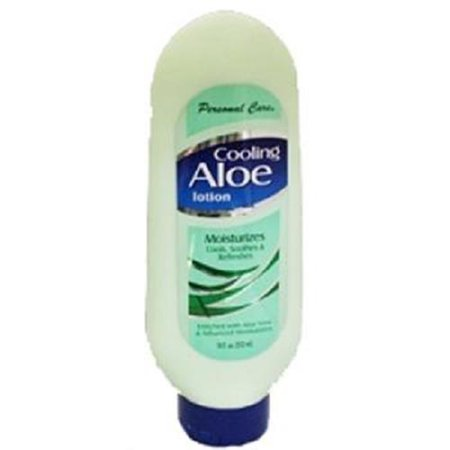 Product Of Personal Care, Moisturizing Lotion - Cooling Aloe, Count 1 - Cream & Lotions / Grab Varieties & Flavors