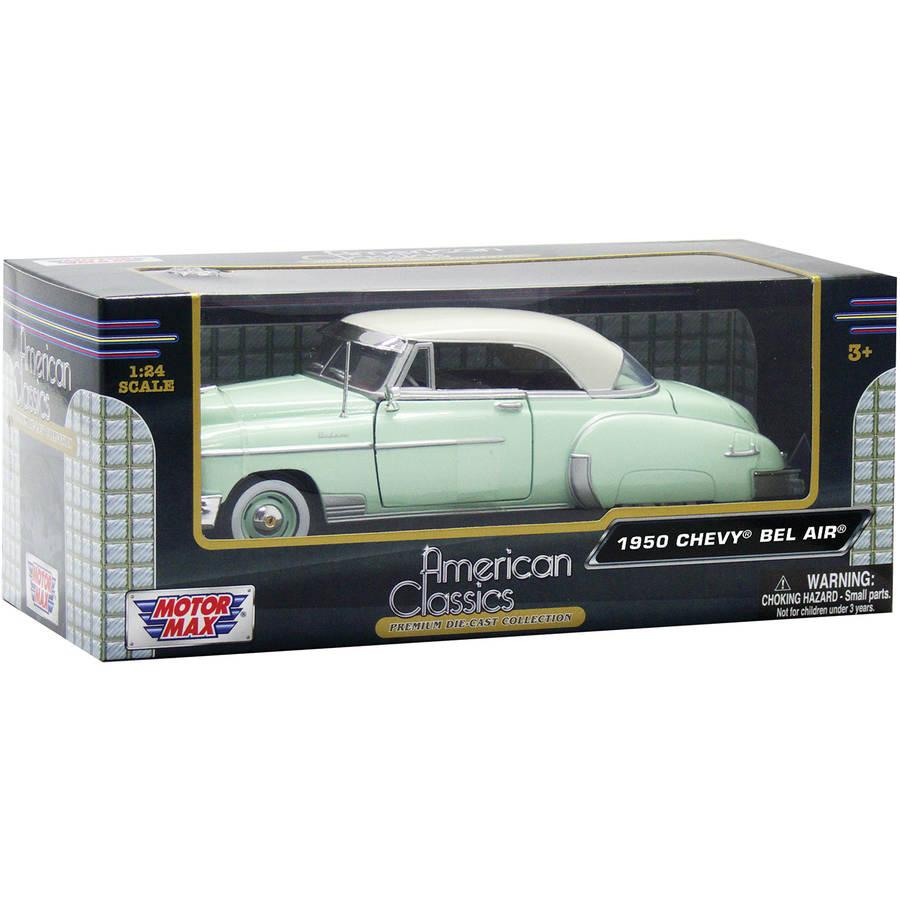 American Classics 1:24 1950 Chevy Bel Air Die-Cast Car