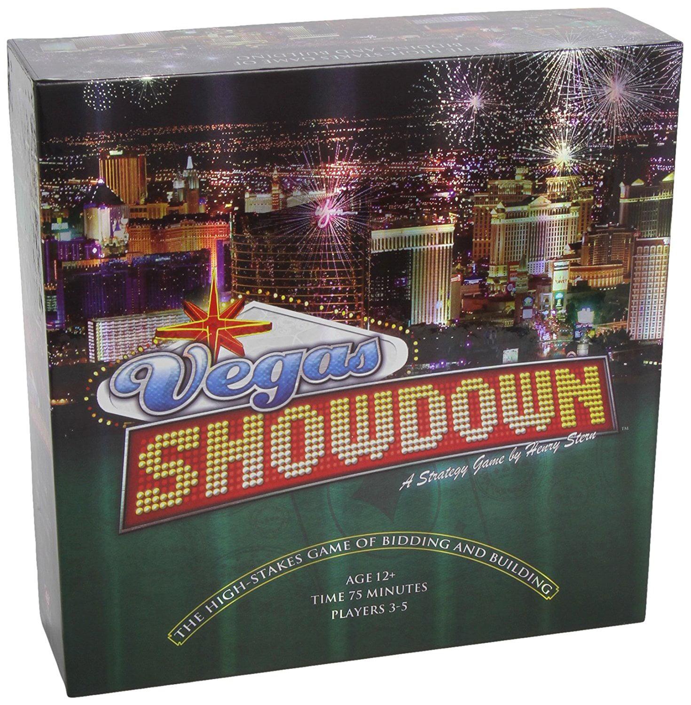 Vegas Showdown Board Game by