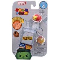 Marvel Tsum Tsum Series 4 Iron Man (Hulkbuster) & Mysterio Minifigure 3-Pack