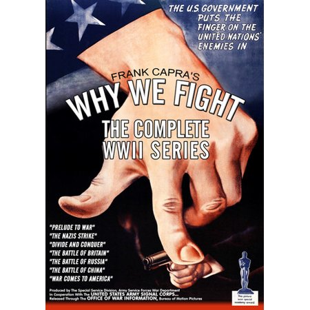 Frank Capra's Why We Fight (DVD)](Why We Celebrate Halloween History)