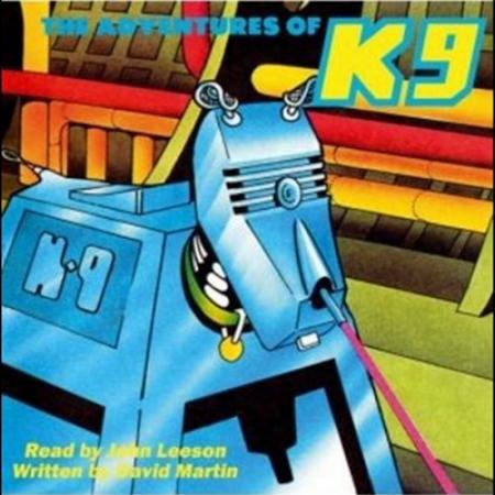 Adventures of K9 (2013) by John Leeson - image 1 of 1
