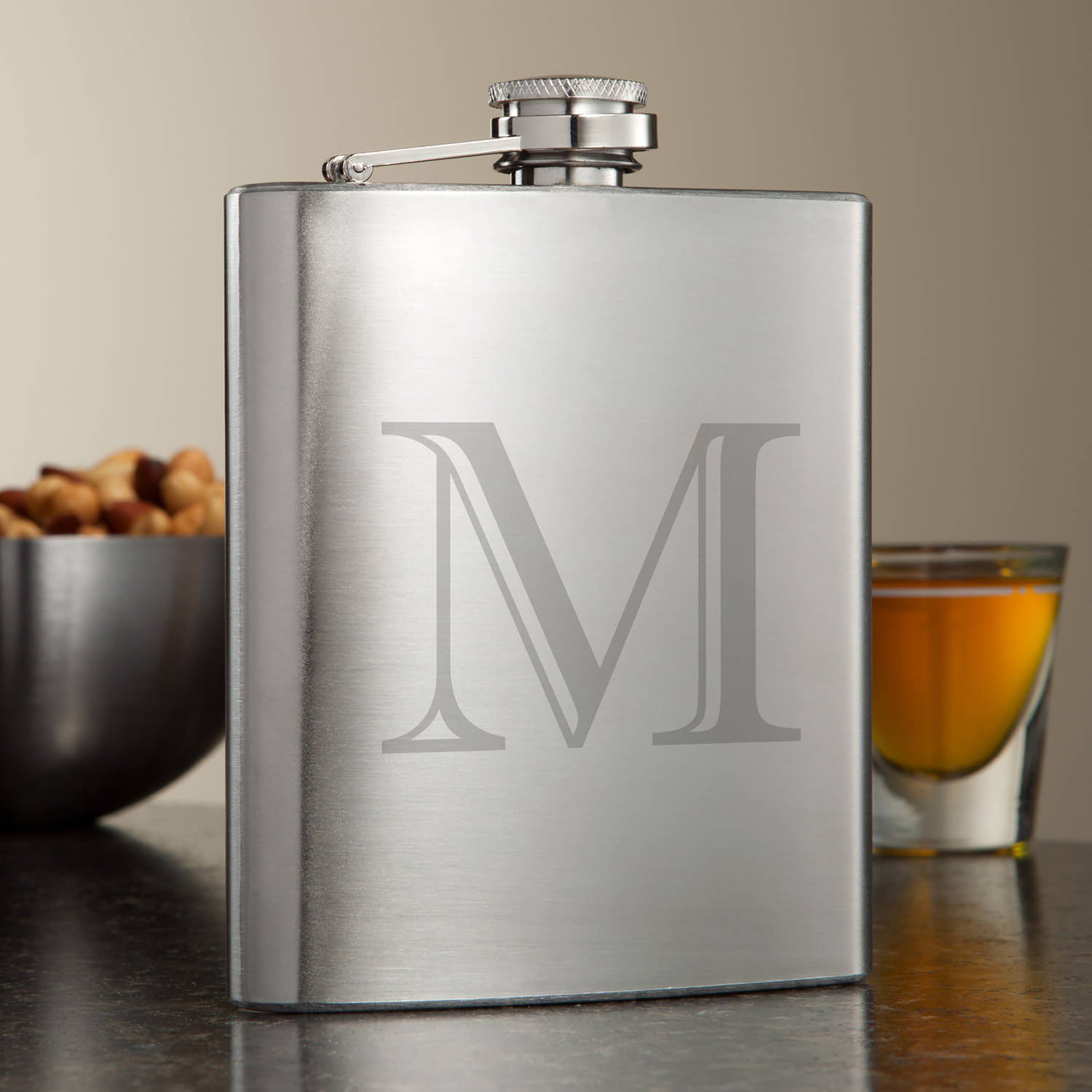 Personalized My Initial Flask