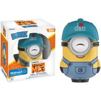 Funko Dorbz: Despicable Me 3, Mel with I Heart Gru Cap, Walmart Exclusive
