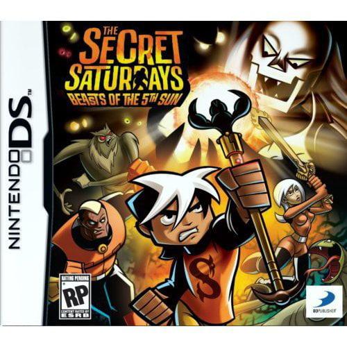 Secret Saturday Beast 5th (DS)