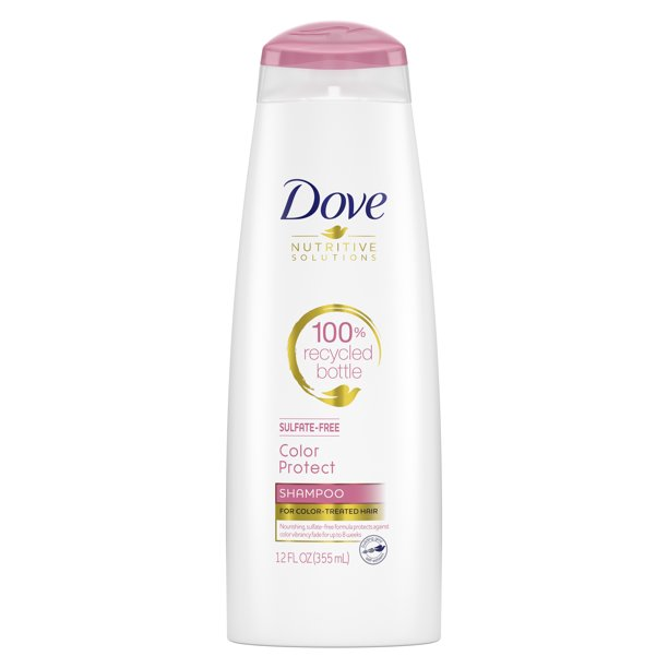 Dove Shampoo Color Care, 12 FO