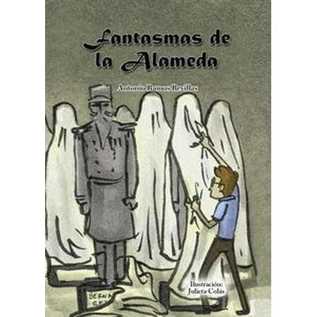Fantasmas de la Alameda - - Disfraces De Fantasmas De Halloween