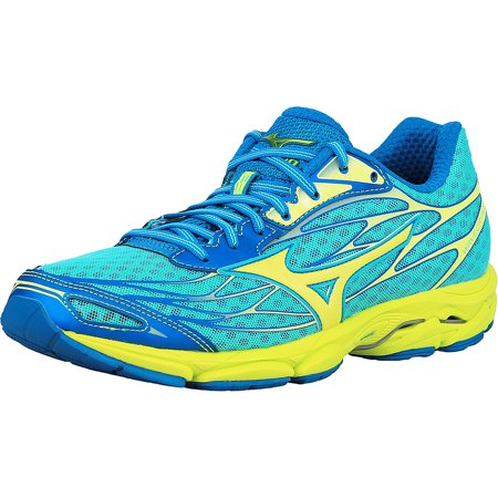 986b222ba3 Mizuno - Mizuno Women's Wave Catalyst Electric Green / Yellow Silver  Ankle-High Running Shoe - 7M - Walmart.com