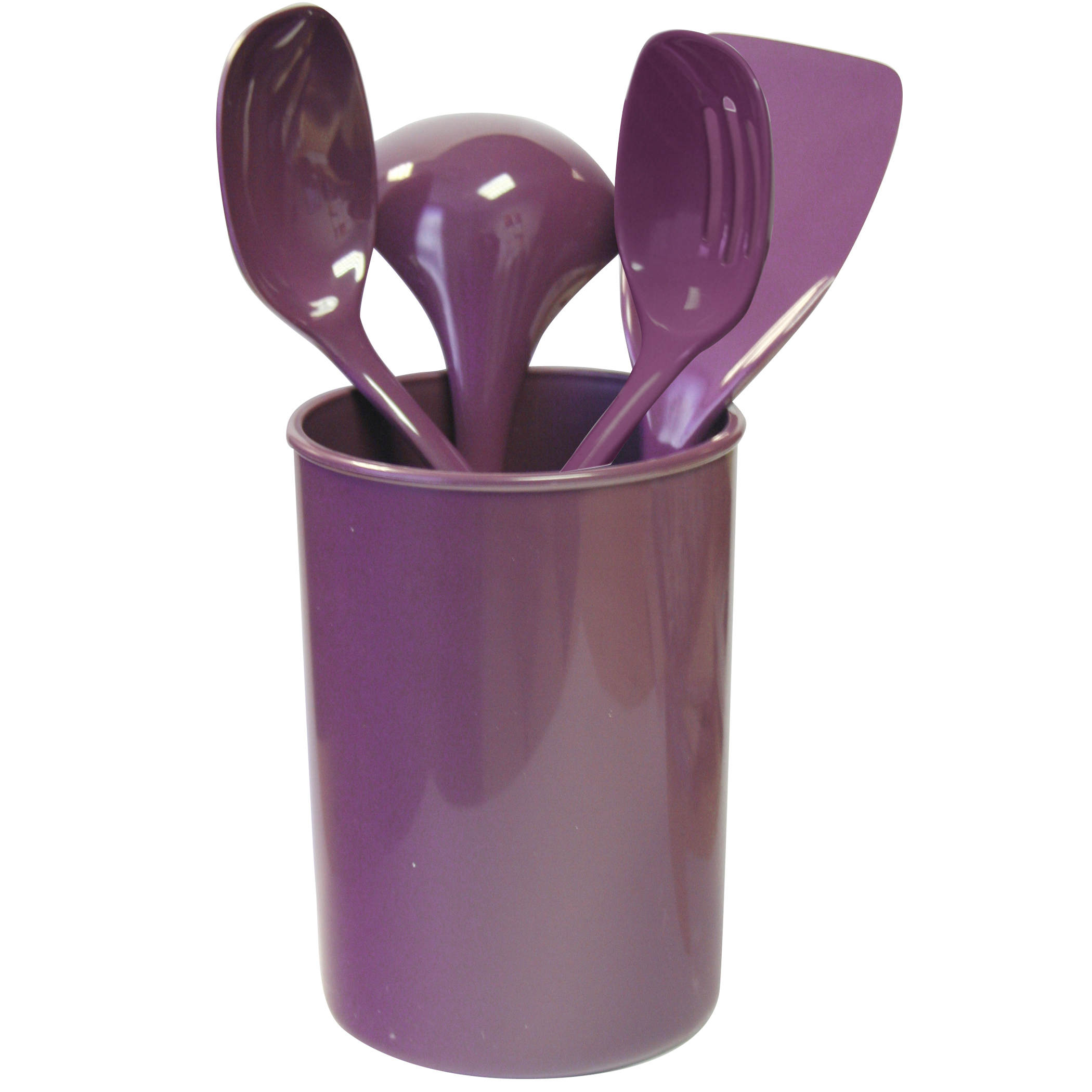 Comes with Spoon Rest Calypso Basics 5pc Kitchen Utensil Set