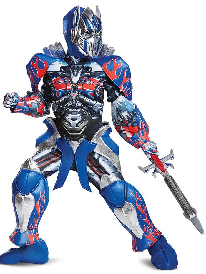 Brand New Transformers Optimus Prime Classic Child Costume