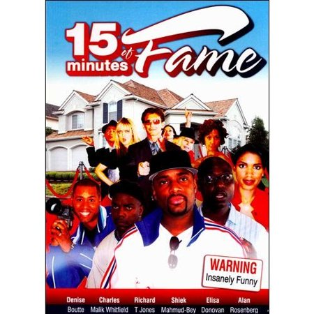 Image of 15 Minutes Of Fame