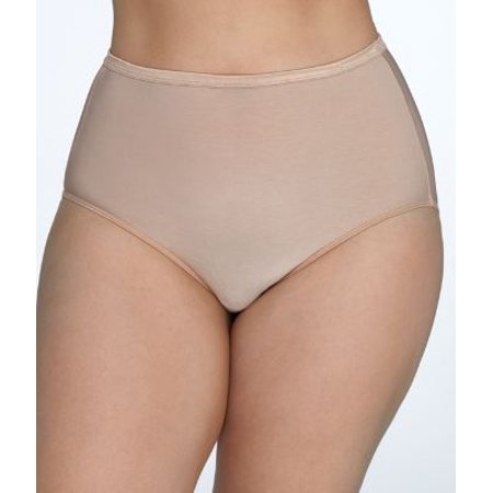 Vanity Fair Plus Size Illumination Brief (Vanity Fair Classic Panties)
