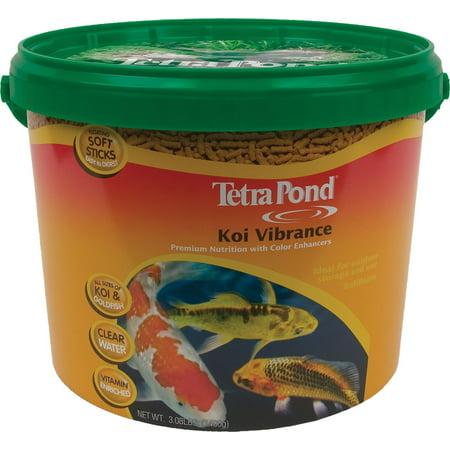 KOI VIBRANCE COLOR ENHANCING FOOD - Avatar Koi Fish