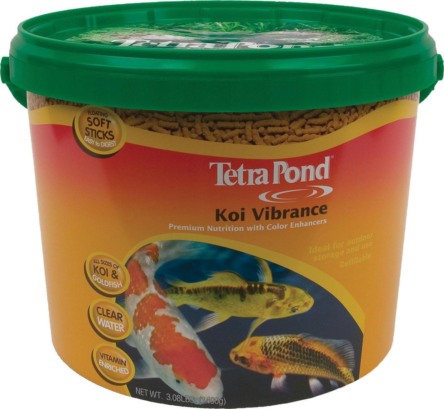 TetraPond Floating Koi Sticks, 3.08lbs