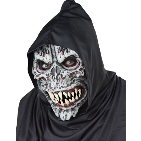 Night Fiend Ani-Motion Mask Adult Halloween - Adult Ani