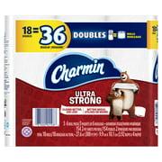 Charmin Ultra Strong Bathroom Tissue, 18 count