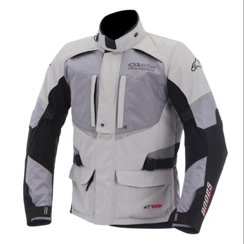 Alpinestars Andes Drystar Jacket Gray/Black SM