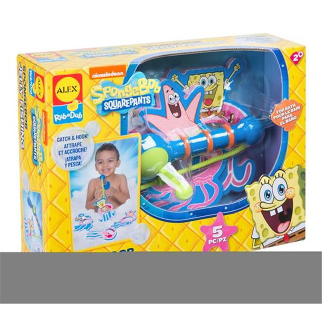 Alex Toys SpongeBob Jelly Fishing by ALEX Toys