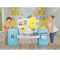Deals on Little Tikes Tasty Jr. Bake N Share Play Kitchen Set 649554M