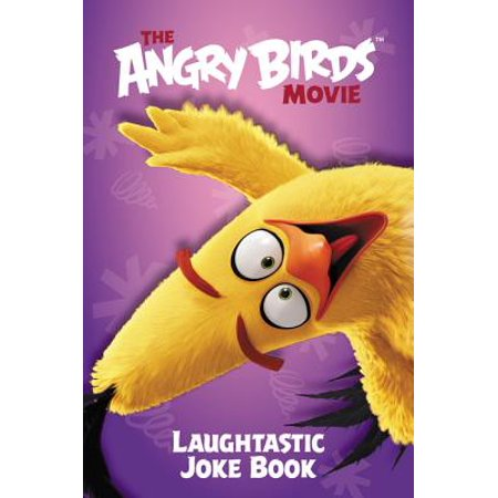 The Angry Birds Movie: Laughtastic Joke Book - Angry Birds Happy Halloween 2-6