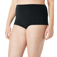 Comfort Choice Plus Size 2-pack Breathe Full-cut Brief Underwear