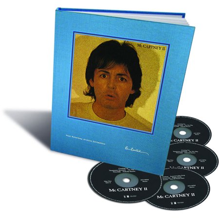 Mccartney II [Deluxe Edition] [With DVD] [Remastered] [Box Set] (Includes DVD) (Remaster)