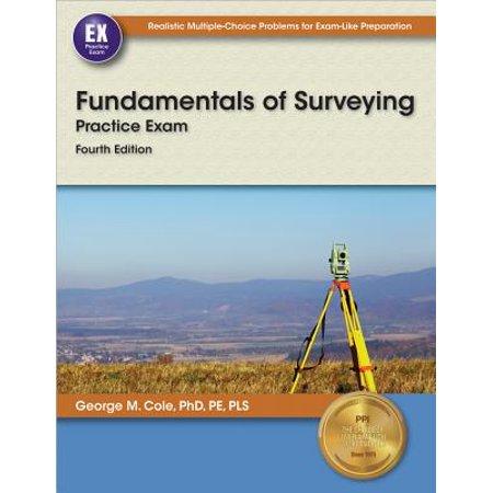 Fundamentals of Surveying Practice - Surveying Fundamentals