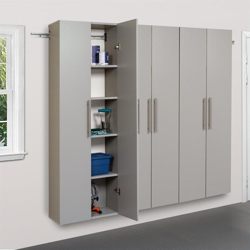 "Atlin Designs 72"" Storage Cabinet Set C - 3 Piece"
