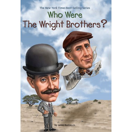 Who Were the Wright Brothers? (Paperback) - Who Has The Cheapest School Supplies