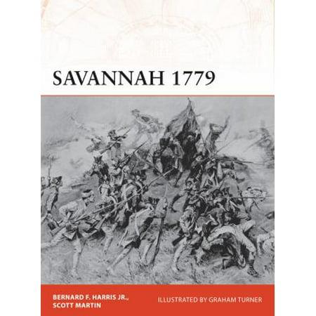 Savannah 1779  The British Turn South
