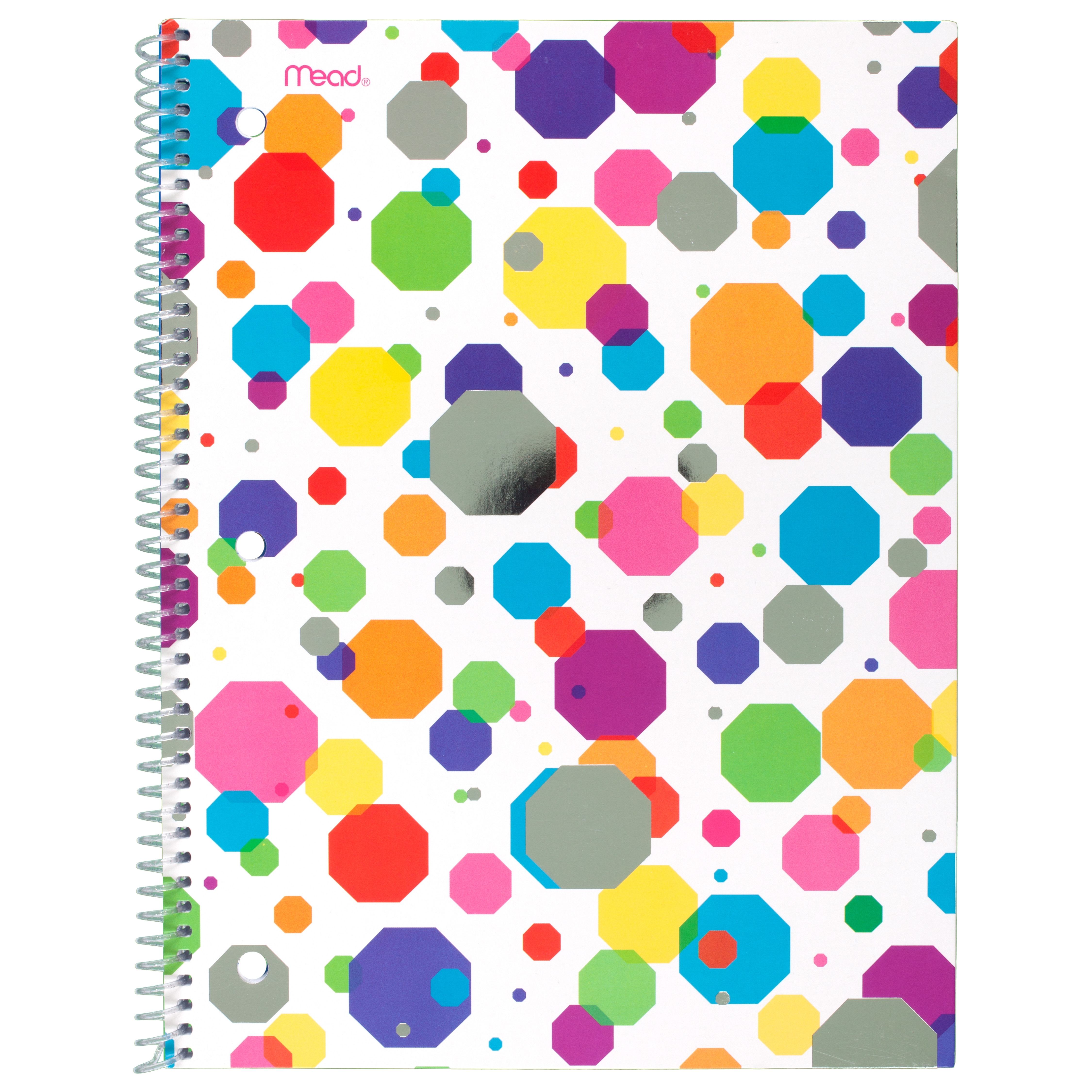 Mead Born To Sparkle Notebook