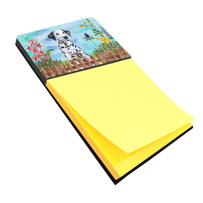 Dalmatian Puppy Spring Sticky Note Holder - image 1 of 1
