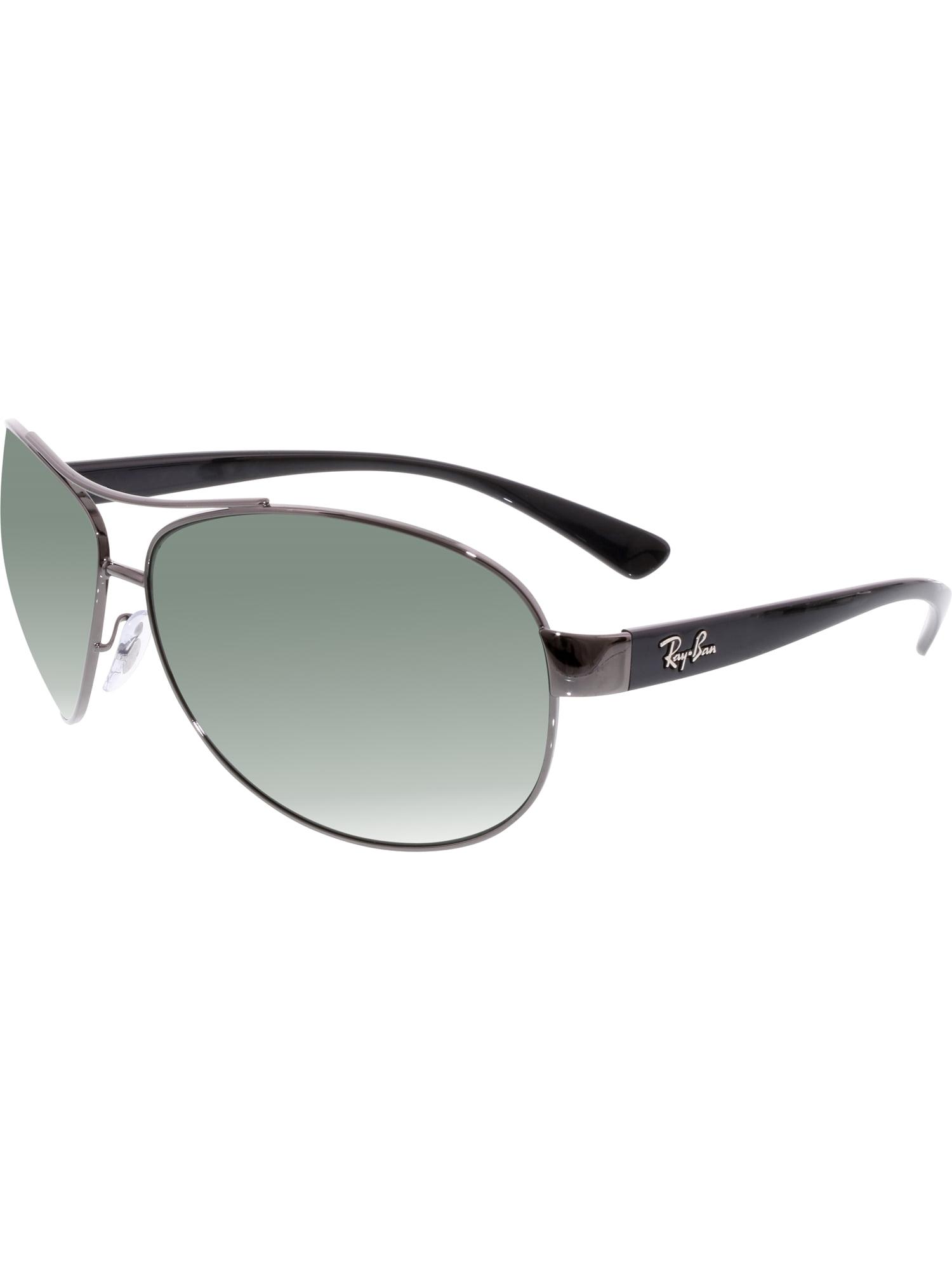 45751e83fa Ray-Ban Men s Active RB3386-004 71-67 Gunmetal Aviator Sunglasses
