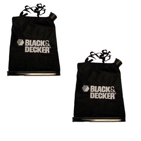 Black and Decker LH5000 Replacement Leaf Bag (2 Pack) # 90525021-2PK - image 1 de 1