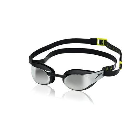 ... UPC 786096082938 product image for Speedo Fastskin3 Elite Mirrored Goggle Performance Swim Goggles - Black ...