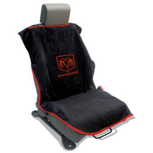 SeatArmour Dodge Black Seat Armour