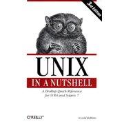 Unix in a Nutshell : System V Edition, 3rd Edition