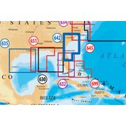 Navionics CF 642PP Platinum Plus South Carolina and North Florida