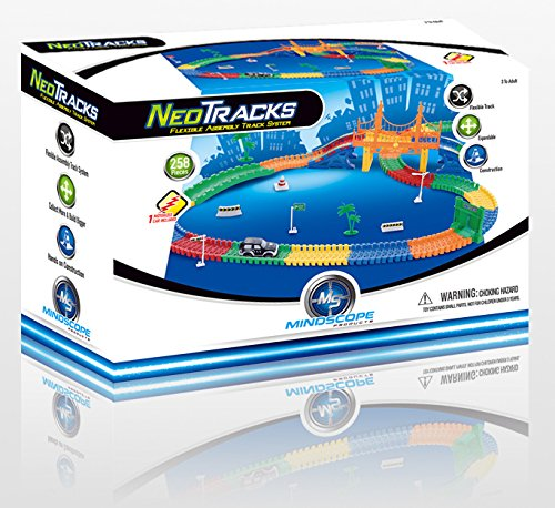 Neo Tracks Twister Tracks 258 Flexible Track System, Incl...