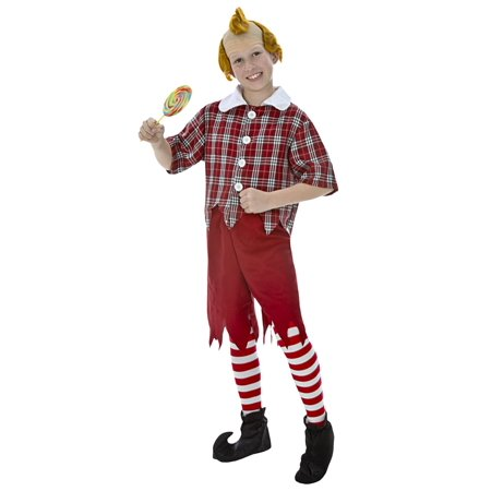 Child Red Munchkin Costume - Adult Munchkin Costume