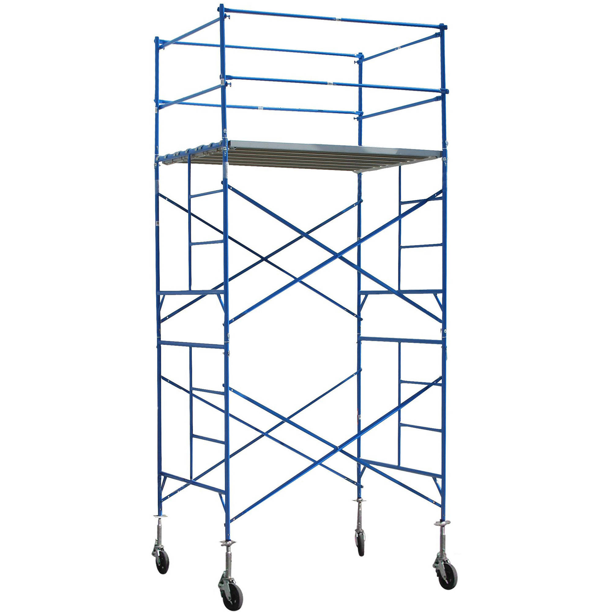 Buffalo Tools 2-Story Rolling Scaffold Tower by Buffalo Corp