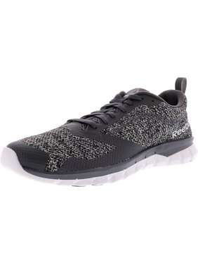 Product Image Reebok Men s Sublite Authentic 4.0 Ash Grey   White Silver  Ankle-High Running Shoe - 5b19abe12