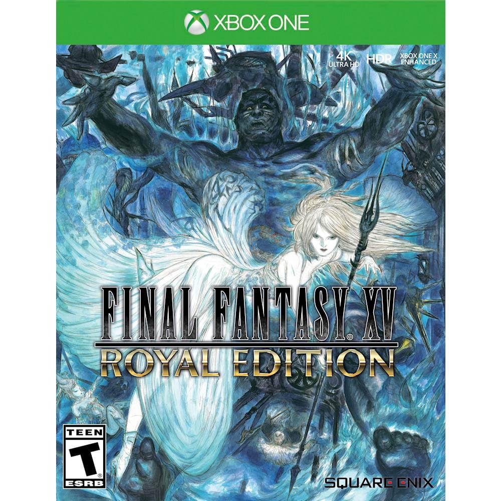 Xbox One Final Fantasy XV Royal Edition