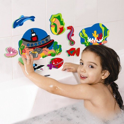 edushape Tub Fun Home Run Bath Set
