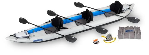 Click here to buy Sea Eagle 465FT FastTrack Inflatable Kayak Pro Package by Sea Eagle Boats, Inc..
