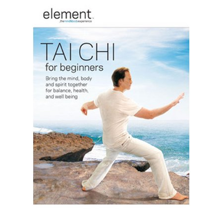 - Tai Chi for Beginners (DVD)