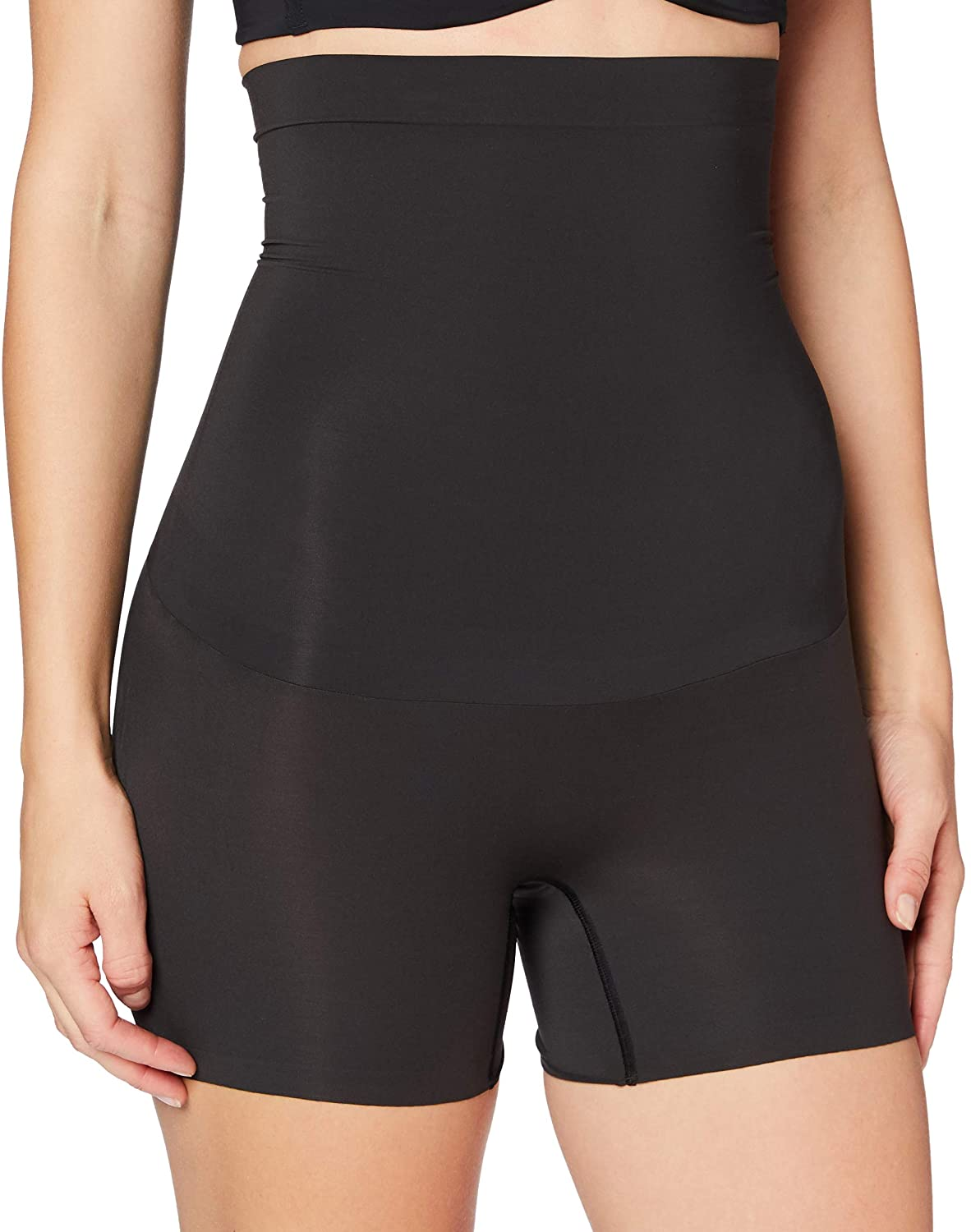 SPANX Womens Shape My Day High-Waisted Girl Short - SMALL