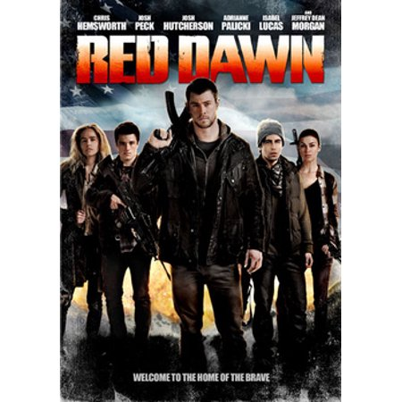 Red Dawn (DVD) - Red Oitnb