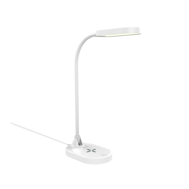onn. LED Wireless Charging Lamp
